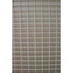 013113 Grid display for metal shelf 90x180 cm Tridecor