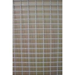 013113 l'affichage de la Grille pour étagère métallique 90x180 cm Tridecor