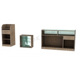 Set of furniture oak clear, tridecor