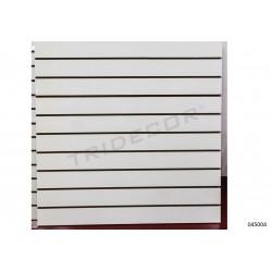 小组叶片、无光白12导120×120厘米,tridecor
