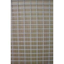 013112 l'affichage de la Grille pour étagère métallique 180x120 cm