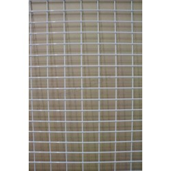 013112 Grid display for metal shelf 180x120 cm