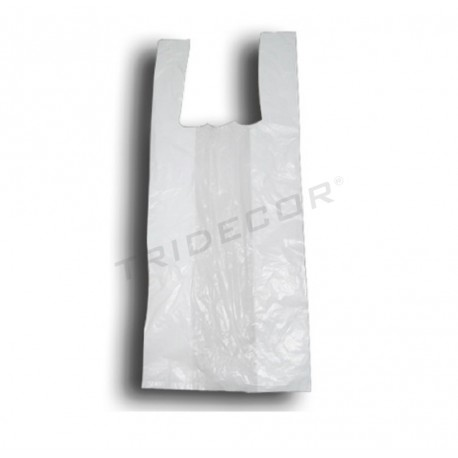BAG T-SHIRT WHITE 60X40