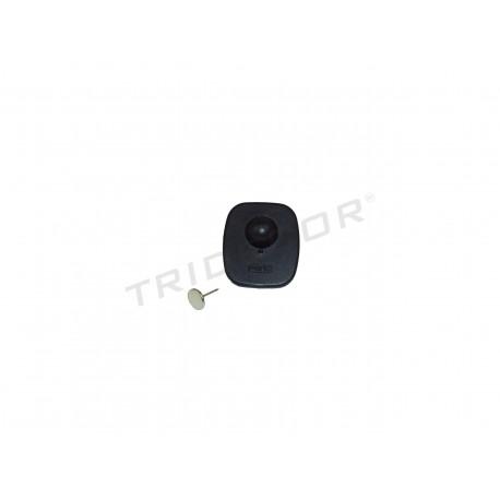 012012 Alarma antihurto negra 100 unidades, tridecor