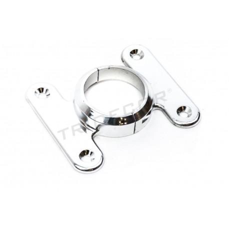 006160 Anclaje de tubo 50 mm (pareja) Tridecor