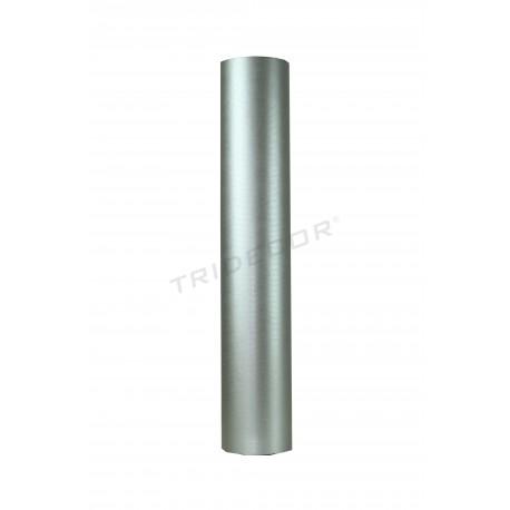 Bobina de papel kraft plata