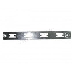 Zip parede é un cromo 240 cm Tridecor