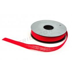 Ruban de fil rouge-20 mètres