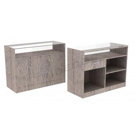 Desk color Oak Or 120 cm, tridecor