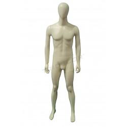 Maniqui homme blanc chaud, tridecor