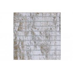 Painel de lamas Harry 9 guias de 120x120 cm