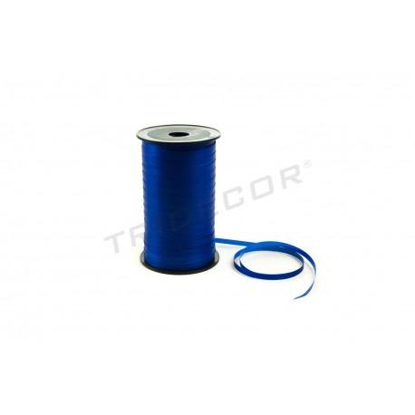 Paper tape dark blue 100 metres