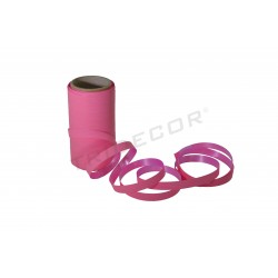 PAPER TAPE-STRIPED PINK 50 MTS
