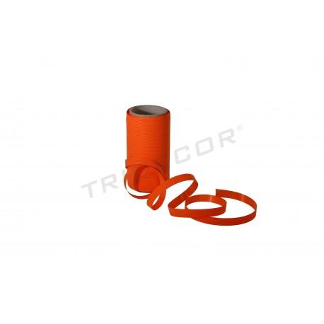 纸带条纹的橙色的50多边贸易体系