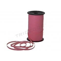 粉红色的纸带有100米