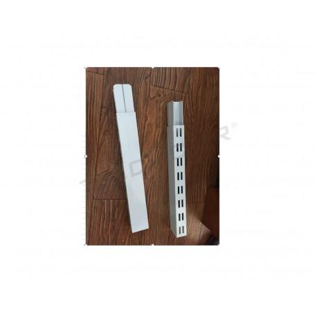 006186 Extensión para columna de estantería 40 cm, tridecor