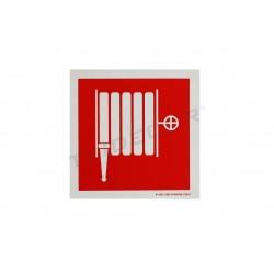 标志消防水管21X21厘米