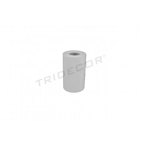 Papel térmico 80x80 mm 8 rolos, tridecor
