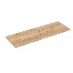 Prateleira de madeira de bétula 90x30cm 19mm