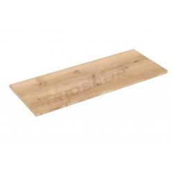 Prateleira de madeira de bétula 90x35cm 19mm