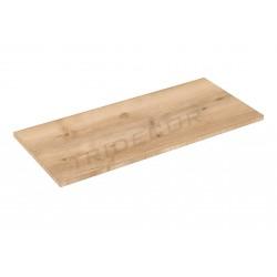 Prateleira de madeira de bétula 90x40cm 19mm