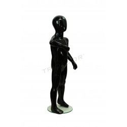 MANIQUI CHILD BLACK GLOSS 4 YEARS AGO