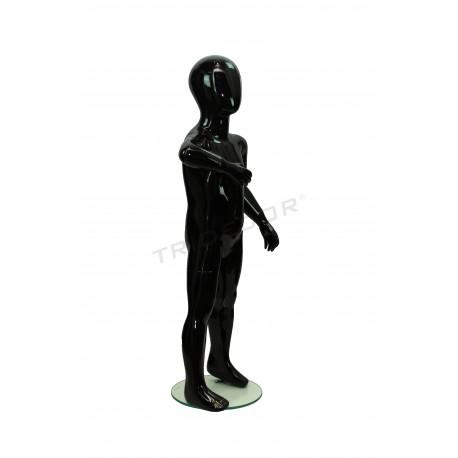 MANIQUI CHILD BLACK GLOSS 4 YEARS AGO