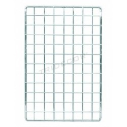 MESH DOUBLE MARGIN CHROME 60X120CM