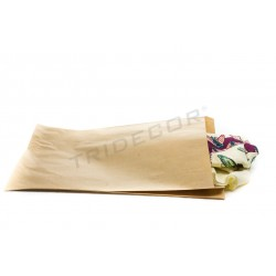 ENVELOPES KRAFT PAPER COLOR HAVANA 30+8X50 CM 50 UNITS