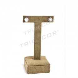 EXHIBITOR T FOR OUTSTANDING, LINEN DARK BEIGE