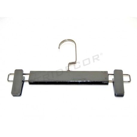 Hanger for trousers color bronze