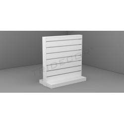 Góndola de doble cara 120x130x60 cm, tridecor