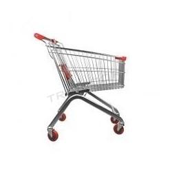 Carrinho de supermercado 150 L, tridecor