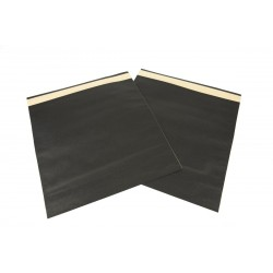 Envelope de papel forte preto 48x46+15 cm 50 unidades
