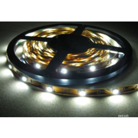 TIRA LED FLEXIBLE RGB 60W 12V 14.4W 5M