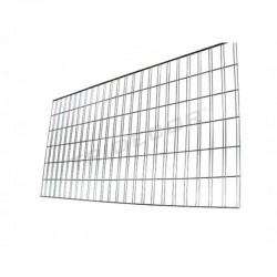 MAILLE DOUBLE MARGE CHROME 60X120CM