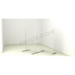 LEG T-SHAPED CHROME 150X70 CM, UNIT PRICE