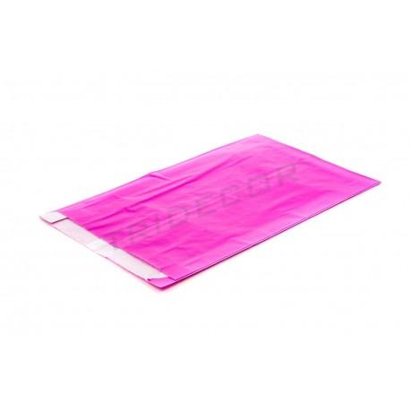 在纸上的紫红色的纤维素14X20+5厘米、50个单位