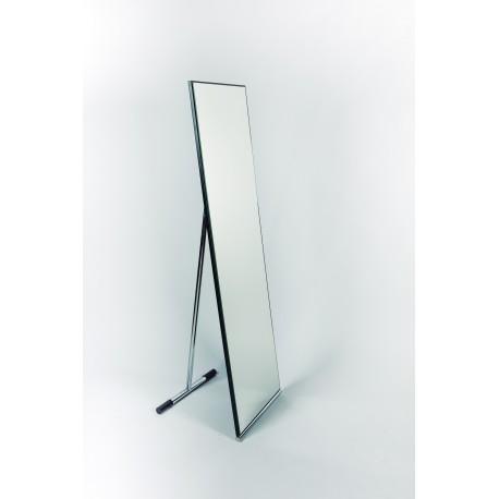 Espejo tienda con pie fijo 152.5x45cm
