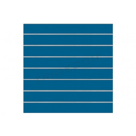 Panel blade blue 120x100 cm 7 guides, tridecor