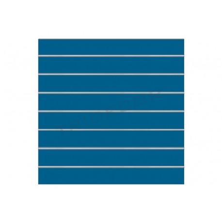 Panel blade blue 120x100 cm 7.5 guides, tridecor