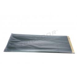 010248 Sobre de papel kraft azul oscuro 14x21 cm 100 unidades. Tridecor