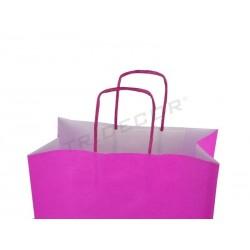 袋纸浆紫色41X32X12厘米的25个单位