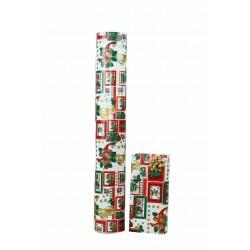 PAPER GIFT WHITE CHRISTMAS 62 CM