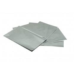 在塑料上的金属银40X25 50厘米的单位
