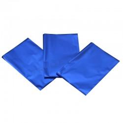 Sobre regalo, azul metalizado. Varias medidas, tridecor