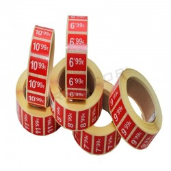 ROLL LABELS 19,99 €25X10MM 1000 PCS