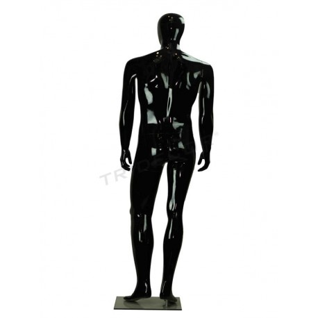 MANNEQUIN BLACK MAN SHINE WITHOUT FACTION