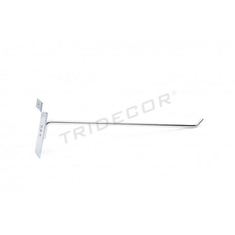 001006 Crochet de suspension pour le panneau de la lame 30 cm Tridecor