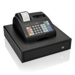 Caixa registadora Olivetti ECR 7700 Eco plus, tridecor